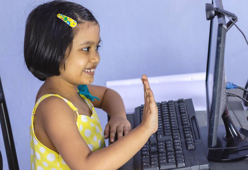 Visual Virtual Classroom strat