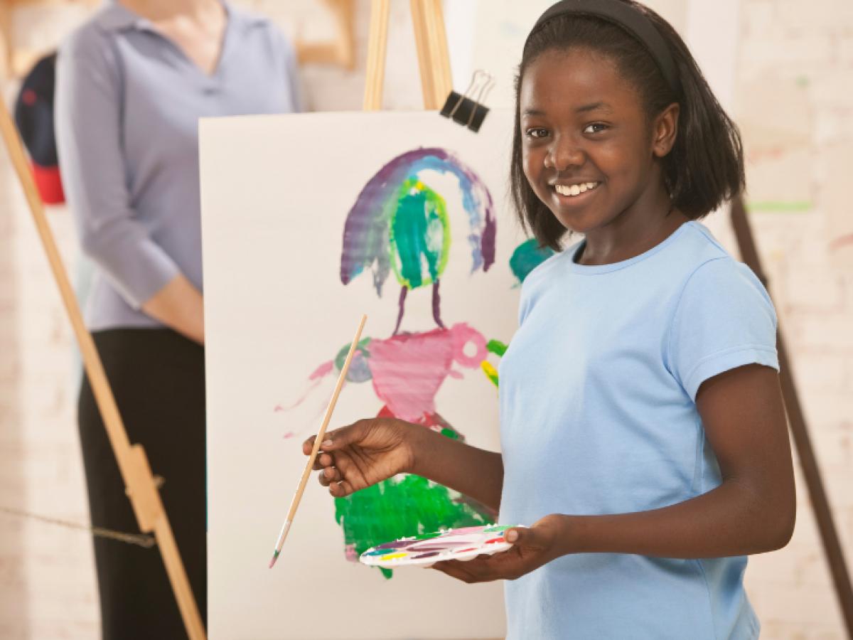 Deepening Arts Enrichment Through 3 Week Focus Scheduling