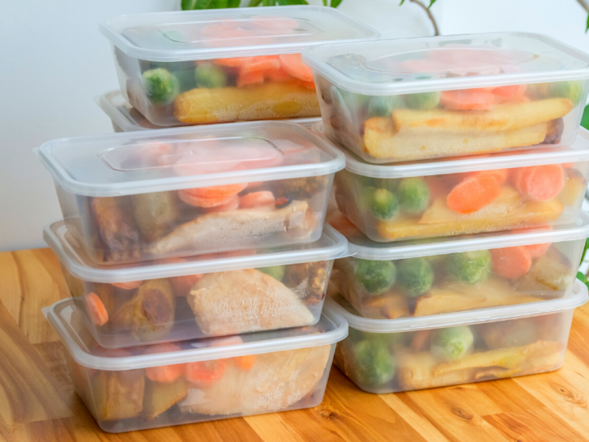 Weekend and Vacation Meals Distribution
